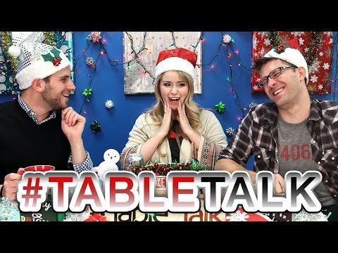 Indubitably, It Was Cake! It's #TableTalk!