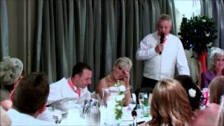 Hayley and Terry - Father of the bride speech