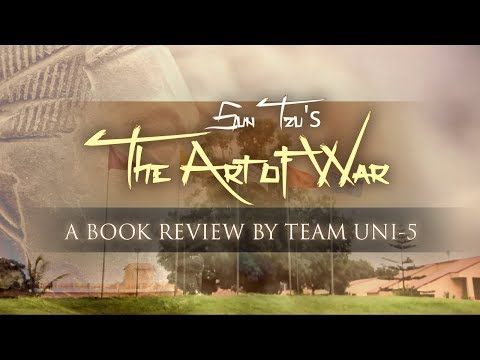 Book Review | The Art Of War by Sun Tzu