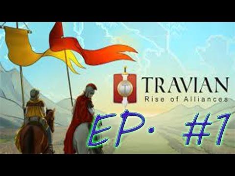 "New Travian Gamemode! - Travian Rise Of Alliances ""RoA"""