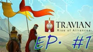 New Travian Gamemode! - Travian Rise Of Alliances 'RoA'