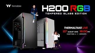 thermaltake TH LIVE !! :  Thermaltake Core P5 TG Ti Edition