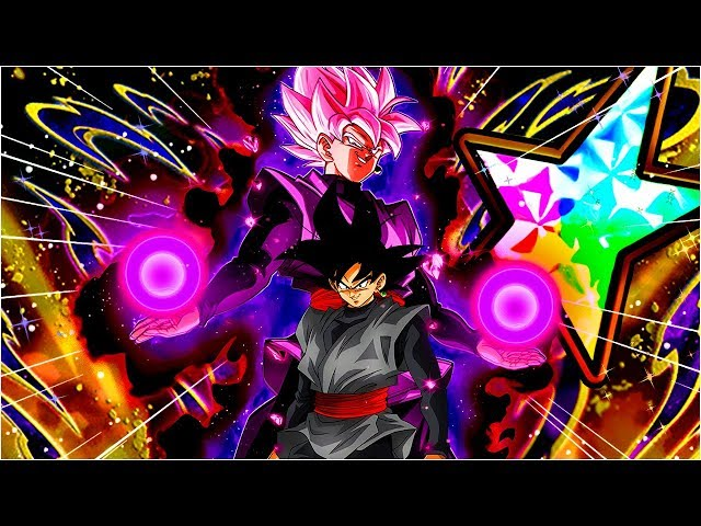 (MUST WATCH) GLOBAL PLAYERS! 100% RAINBOW STAR INT GOKU BLACK WORTH? | Dragon Ball Z Dokkan Battle