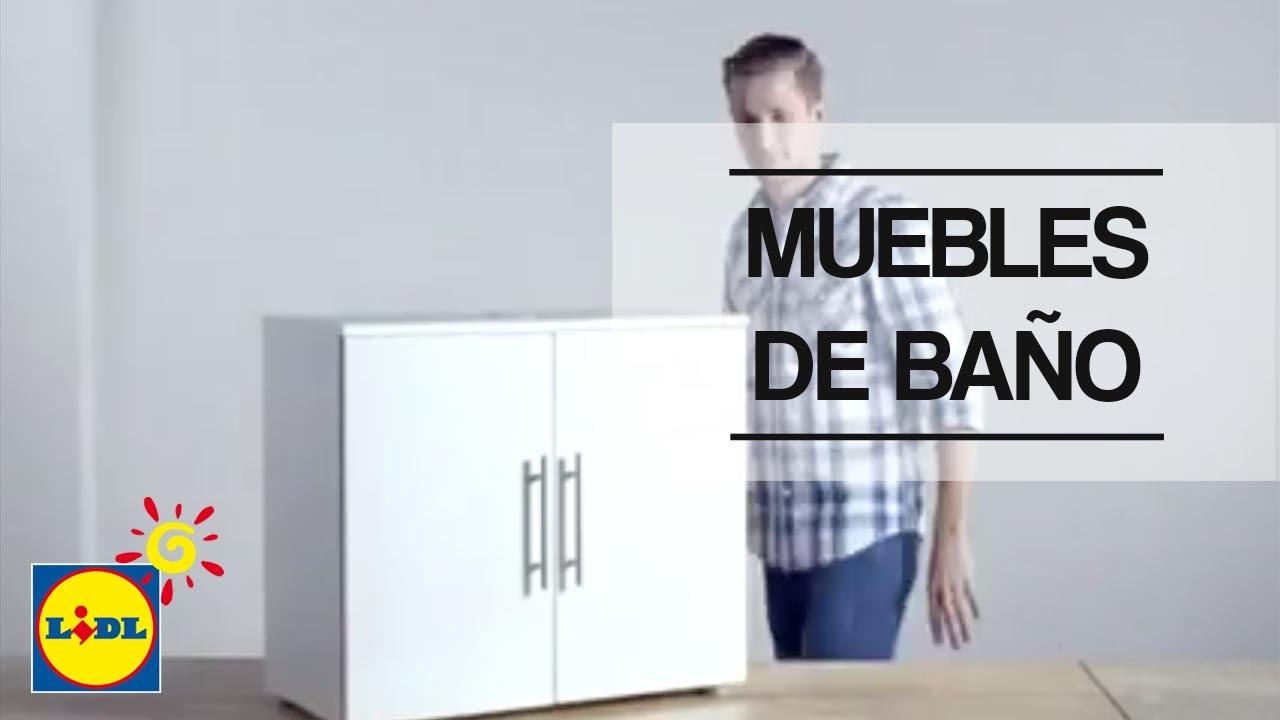 Muebles De Baño Lidl España  YouTube
