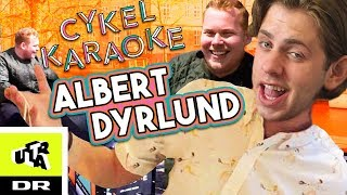 Cykel Karaoke med Albert Dyrlund | Ultra