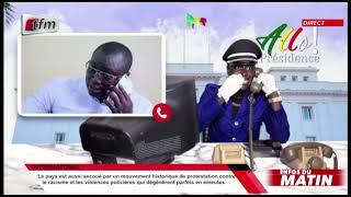 Infos du matin 08 - 09 - 2020 - Allô Présidence - Per, Doyen & Ndiaye