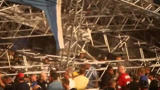 North America - United States - public safety - 20110813 - Indiana State Fair Stage Collapse 2.