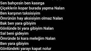 Emir Can İğrek - Nalan Şarkı Sözleri (Lyrics)