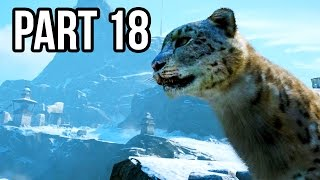 Far Cry 4 Walkthrough Gameplay - Part 18 - JUMP SCARE CAT!! (PS4/XB1/PC Gameplay 1080p HD)