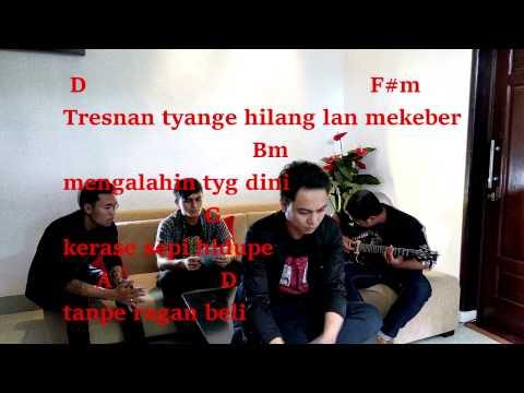 Motifora Feat Ayu Wiryastuti - Bandara (Lirik + cord)