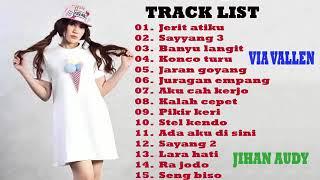 FULL ALBUM LAGU JAWA TERBARU ( versi via Vallen dan Jihan Audy )