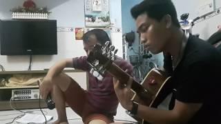 Căn nhà dĩ vãng - guitar Tuấn Phi, singer Đăng Minh