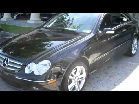 Certified 2008 mercedes benz clk350 coupe doylestown pa for Mercedes benz doylestown pa