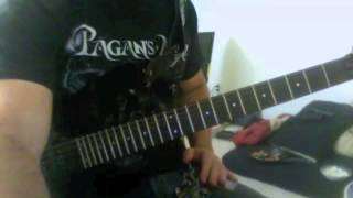 Winds of Destination by Angra (heavy mei-tal cover)