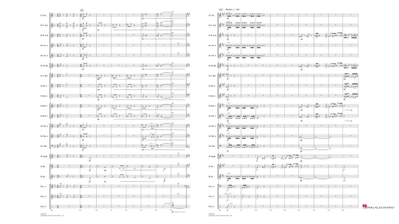 FILM MUSIC - Just Music - Brass Band Sheet Music, CDs