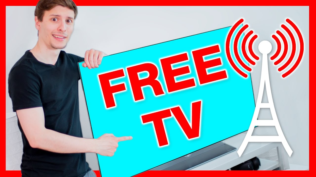 how can i get free tv channels