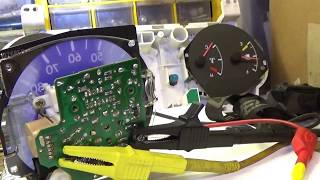 Toyota (Geo Prizm) Speedometer: Diag & Repair