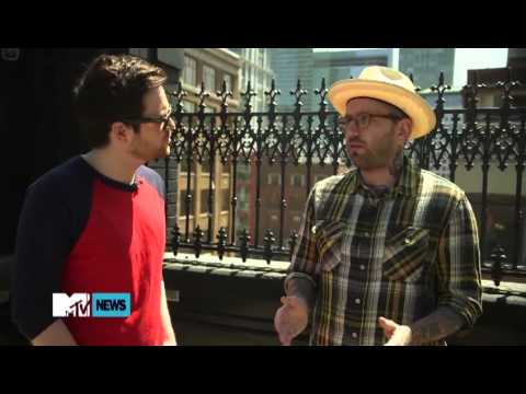 city and colour interview 2013 dallas green youtube. Black Bedroom Furniture Sets. Home Design Ideas