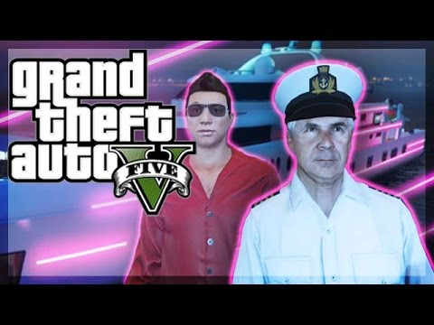 GTA 5 Online - Executives & Other Criminals DLC! (Yachts, Sports Cars)