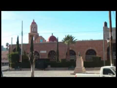 Conozca Sombrerete, Zacatecas. Pueblo Mágico Travel Video