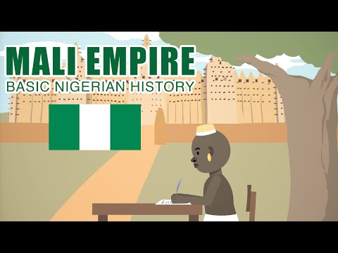 Mali Empire 1: BASIC NIGERIAN HISTORY #2