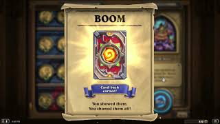 Boomsday Puzzle Lab Cardback Award Animation - 8/21/2018 8:19PM EST