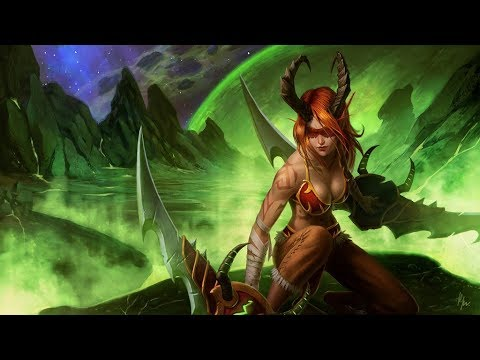 Legendary Epic Music - Way Of The Demon Hunter