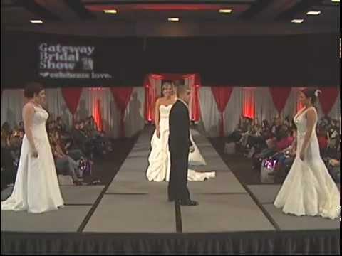 2012 Gateway Bridal Show Runway Fashion Show