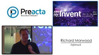 "Richard Morwood - ""InfoTrack and their Redshift to snowflake migration"" @ Preacta Labs Meetup"