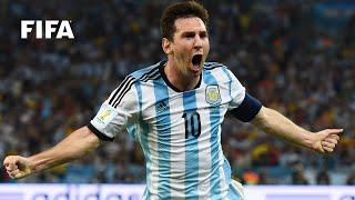 Download MESSI: TOP 10 GOALS, 10 YEARS Mp3 and Videos