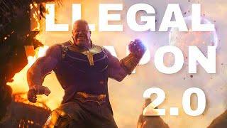 Illegal Weapon 2.O - DC/MARVEL | Street Dancer 3D | Avengers | JL Creations