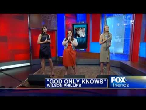 Wilson Phillips performs God Only Knows on FOX & friends