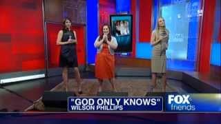 "Wilson Phillips performs ""God Only Knows"" on FOX & friends"