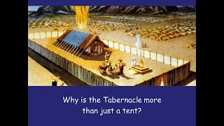 Online Bible Hour -- August 9, 2020:  The Tabernacle 3