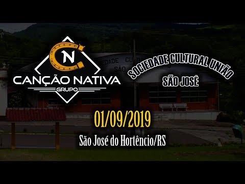 São José do Hortêncio/RS - SCU São José - Domingueira do Ano (01/09/2019)