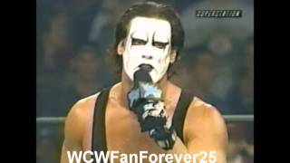 WCW Sting 11th Theme(with Custom Tron)
