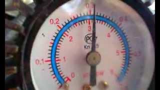 Давление в рампе ВАЗ 21124 ( неисправность т.насоса )