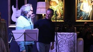 Francesco Consaga & Marco Lo Muscio (Sax & Piano Duo) Play Lo Muscio: Vocalise n.1 - Ostinato