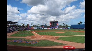 Play Ball! 2018 Mets Spring Training At First Data Field In Port St. Lucie, FL