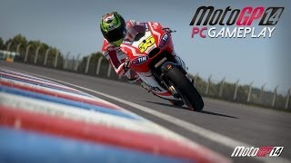 MotoGP 14 Gameplay (PC HD)
