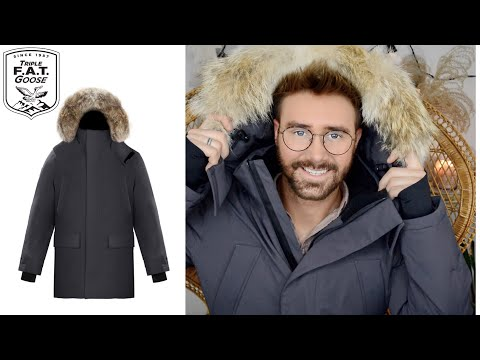 $800 TRIPLE F.A.T. GOOSE PARKA | Unboxing + Review