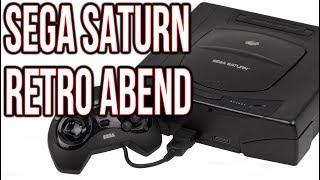 Retro Abend mit Sega Saturn