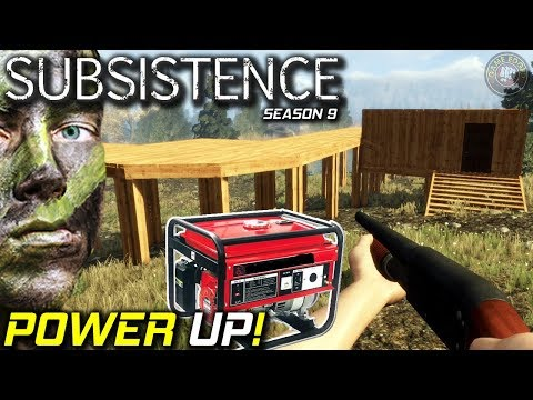Power Up! | Subsistence Gameplay | S9 EP7