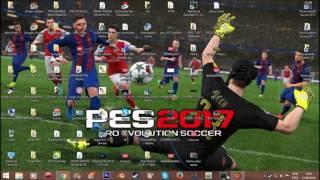 COMO INSTALAR FACES PES 2017 PC