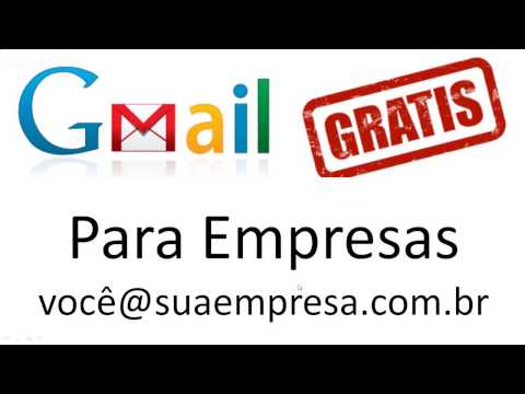 Gmail Gratuíto Para Empresas 2017 - Google My Business - Vej