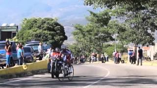 7ma. Etapa Vuelta al Táchira 2015