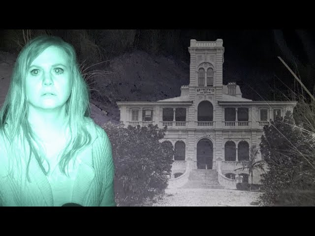 Is There Something in the Woods at CASTLE BLACKSTONE? | GHOSTS of Queensland, Australia