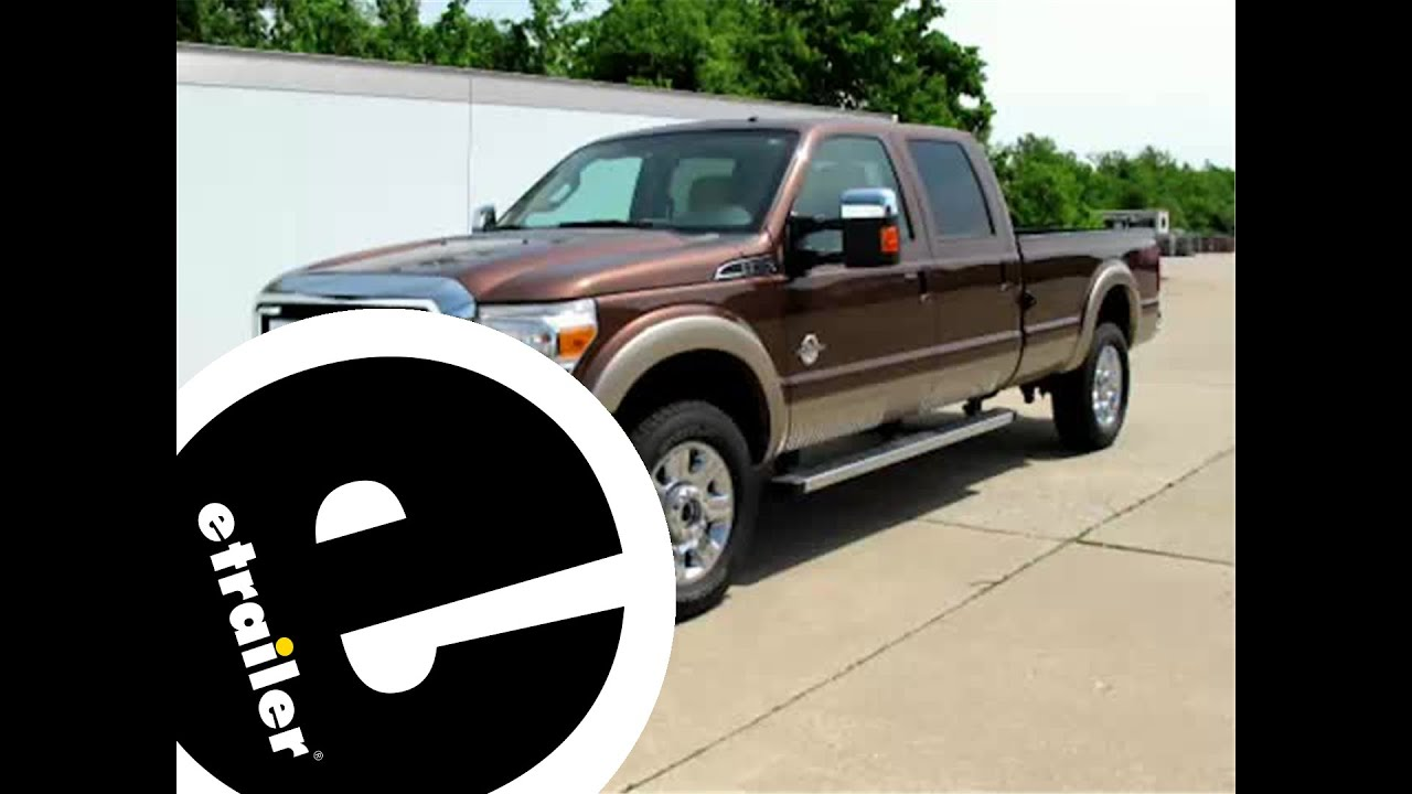 maxresdefault installation of a trailer wiring harness on a 2012 ford f 350 F350 Super Duty Fuse Diagram at edmiracle.co
