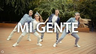 Download Mi Gente - J Balvin, Willy William / @oleganikeev choreography / ANY DANCE / ZUMBA Mp3 and Videos