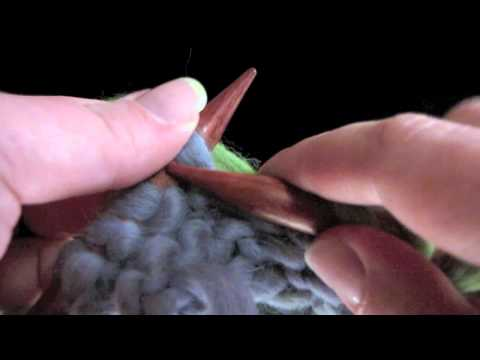 KnitFreedom - How To Join a New Ball of Yarn/Change Colors in Knitting/Make Stripes